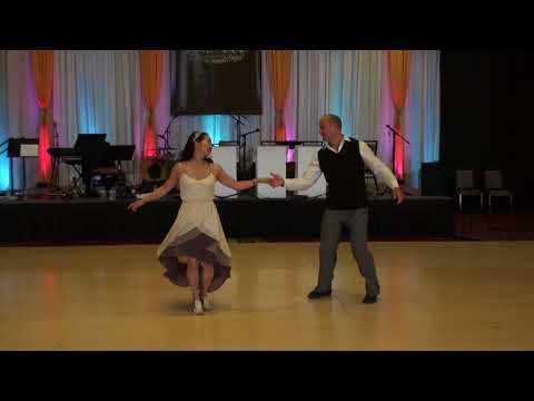 ILHC 2017   Pro Am   Jennifer Lee & Nick Williams