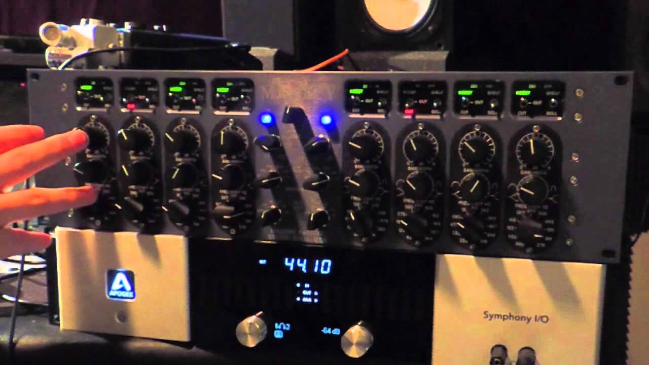 Manley Massive Passive Sound Demo Youtube