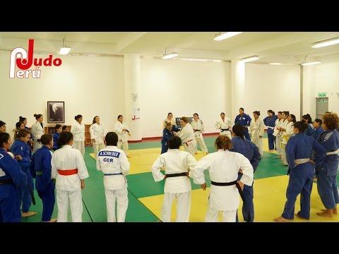 Judo Perú | Entrenamiento entre Amigas