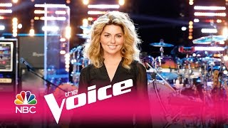 The Voice 2017 - Firsts and Faves with Shania Twain (Digital Exclusive)