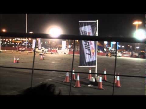 Red Bull Car Park Drift Event 2011 - Subaru Impreza - Al-Khobar City Saudi Arabia