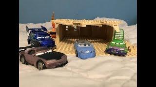 Cars Adventures 22-8-Garage Tour