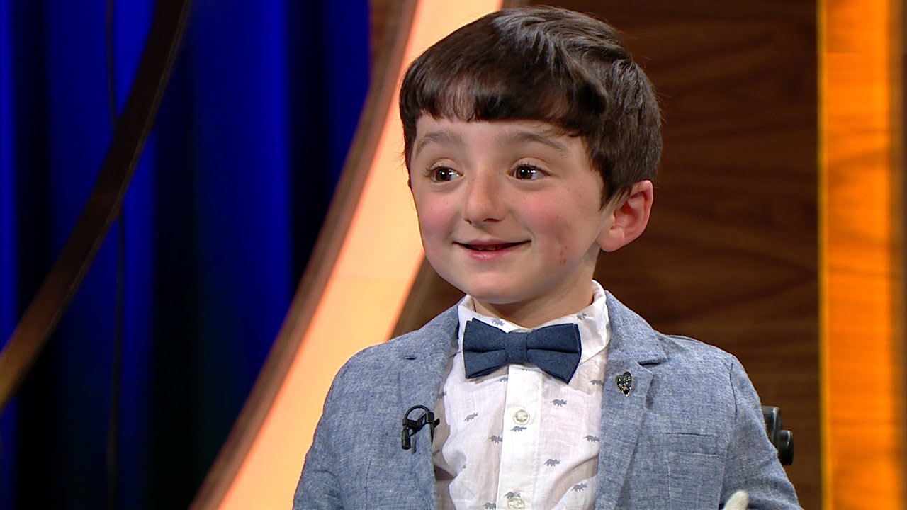 Toy Show Star Adam King gets a very important letter | The Late Late Show | RTÉ One