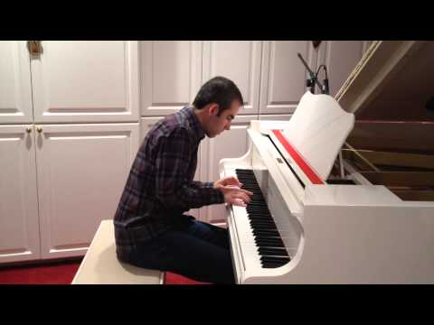 Jazz Standards Piano Medley
