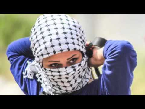 The uprising of women in the Arab world - Music composed by Rizeq Nakhash