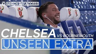 Download Video Tunnel Access Chelsea Vs Bournemouth | Chelsea Unseen Extra MP3 3GP MP4