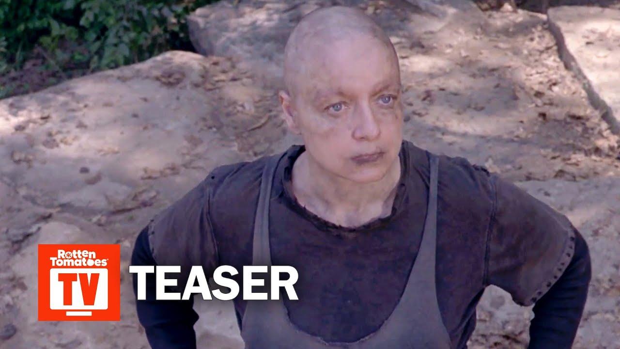 Download The Walking Dead Season 10 Teaser | 'Samantha Morton Previews Season 10' | Rotten Tomatoes TV