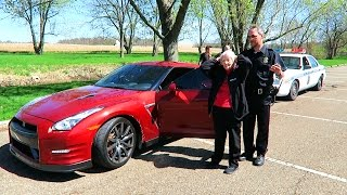 Grandma Gets Arrested PRANK!!