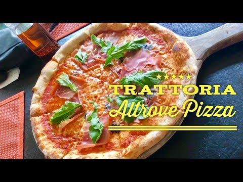 Trattoria Altrove Wood Fired Pizza Italian Restaurant Manila Coron El Nido Palawan