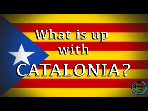 What is up with Catalonia? (Geography Now!)