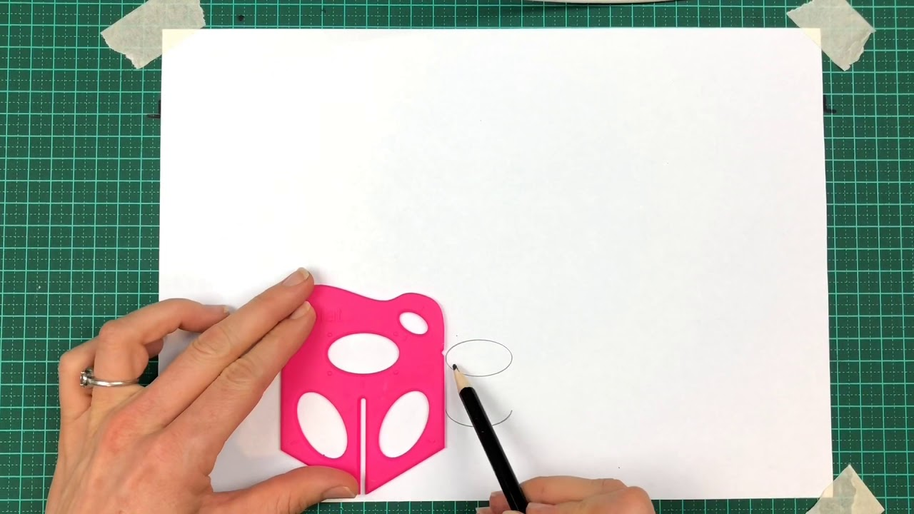 Splat - How to draw a Christmas tree in 3D - YouTube
