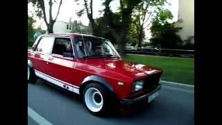 Lada 2107 turbo stanced