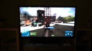 HD TV sniping rage for Battlefield 3
