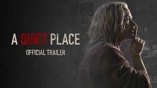 A Quiet Place | Official Trailer | Paramount Pictures UK