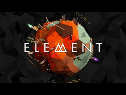 Element - Battle For The Solar System - Mining Planets - Fast-paced Space RTS - Element Gameplay