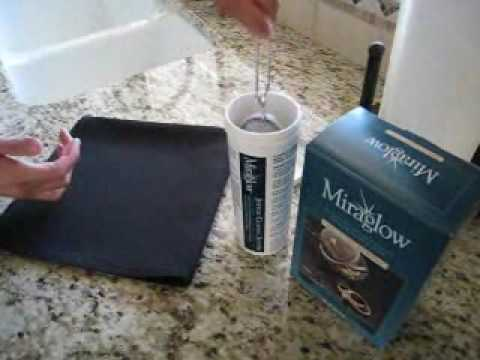 Miraglow Jewelry Cleaning System Demo