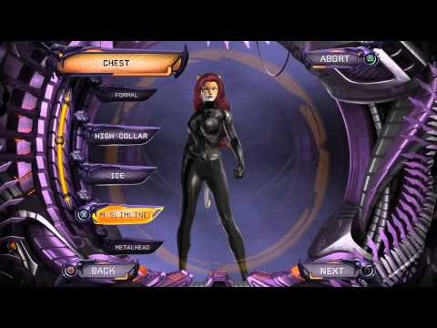 DC Universe Online how to create cheetah
