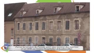 Voeux du député-maire d'Avallon (89), Jean-Yves CAULLET - Édition 2017