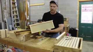 How To Get Natural Comb In Langstroth Hives Using Frames