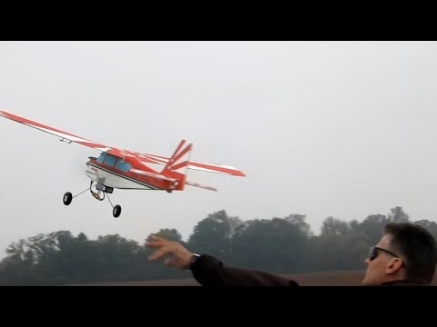 Hacker Bellanca - zálet / maiden flight