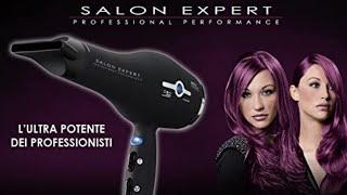 Imetec Salon Expert P4 2500 ION | Asciugacapelli Professionale Tecnologia a Ioni