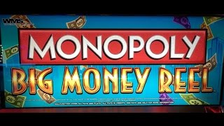 3 Different MONOPOLY Slot Machines! ✦Live Play✦ Vegas and SoCal #ARBY