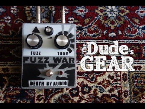 Fuzz War - Death By Audio