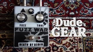 Fuzz War - Death By Audio
