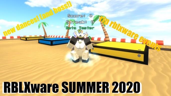 Rlbxware Christmas 2021 Rblxware Summer Event 2017 Youtube