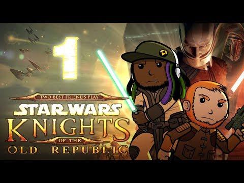 Best Friends Play Star Wars: KOTOR (Part 1)