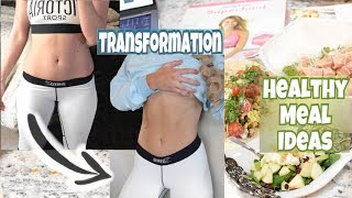 Fitness Transformation + Healthy Meal Ideas ft. BodyBoss Nutrition Guide