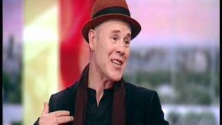 Thomas Dolby on BBC Breakfast - 3rd November 2011