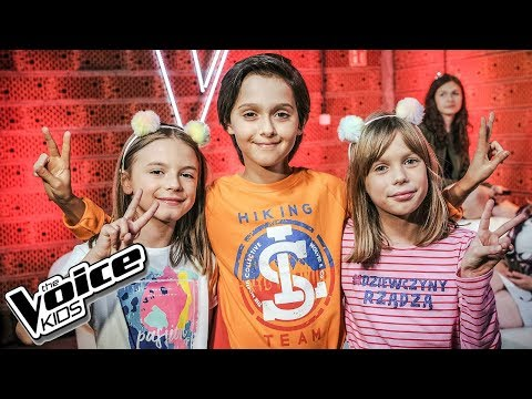 The Best Of! Trzy słodziaki - The Voice Kids Poland 2