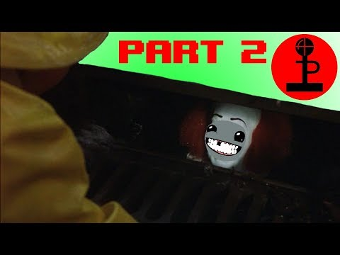 There is Death Down Here | PT Plays: Super Meat Boy: Part 2
