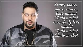 Let's Nacho - Kapoor & Sons   Sidharth   Alia   Fawad   Badshah   Benny Dayal   Nucleya
