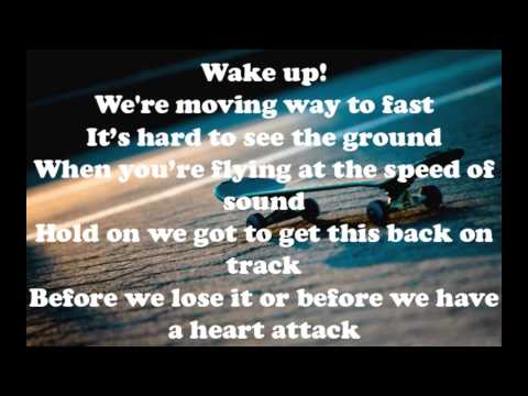 Manafest - Heart Attack Lyrics