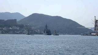 海上自衛隊 新型護衛艦 あきづき 竣工 2012.3.14