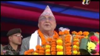 Khabar Bhitra Ko Khabar - (PM Oli's promise to produce local petroleum within 2yrs)