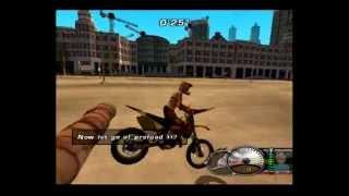 Freestyle Metal X FMX PS2 Full Playthrough (Deibus/Midway Sports Asylum) Part 1