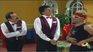 Repeat youtube video La Hora Pico con Carmelo, Poliester y Yahairo