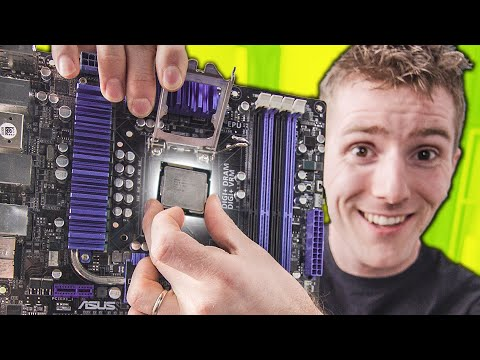 Installing a CPU - How To: Basics