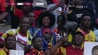 Angola v Gambia - FIFA World Cup Qatar 2022™ qualifier