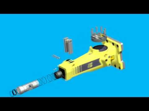 atlas copco sb 152 hydraulikhammer youtube. Black Bedroom Furniture Sets. Home Design Ideas