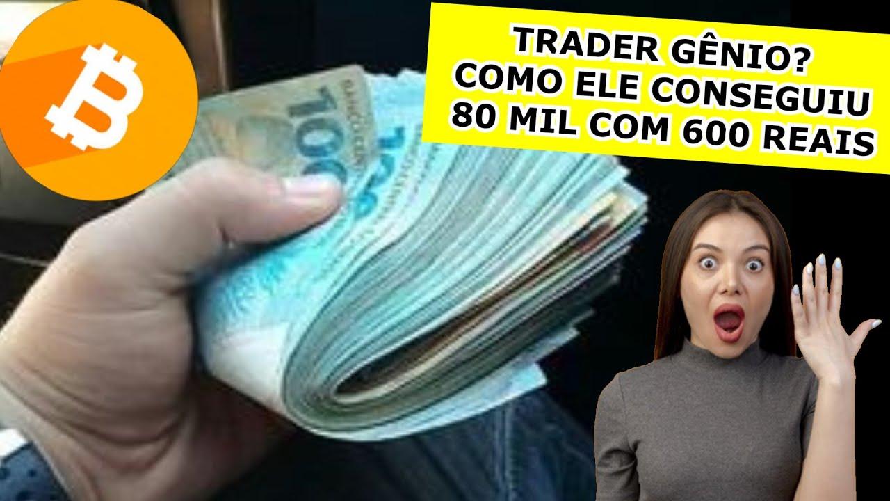 TRADER de BITCOIN transformou 600 REAIS em 80 MIL/ DUAS moedas BARATAS podem ESTOURAR, diz ANALISTA