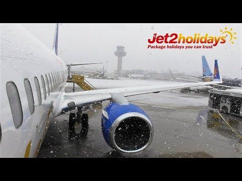 Jet2 Boeing 737-800 | London Stansted to Salzburg *FULL FLIGHT*