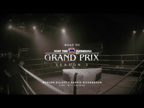 Road to GP season 3: Marlon Gillett v Rashid Richardson