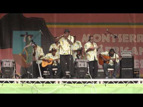 Rude Boyz String Band Reprise Performance: Montserrat African Music Festival