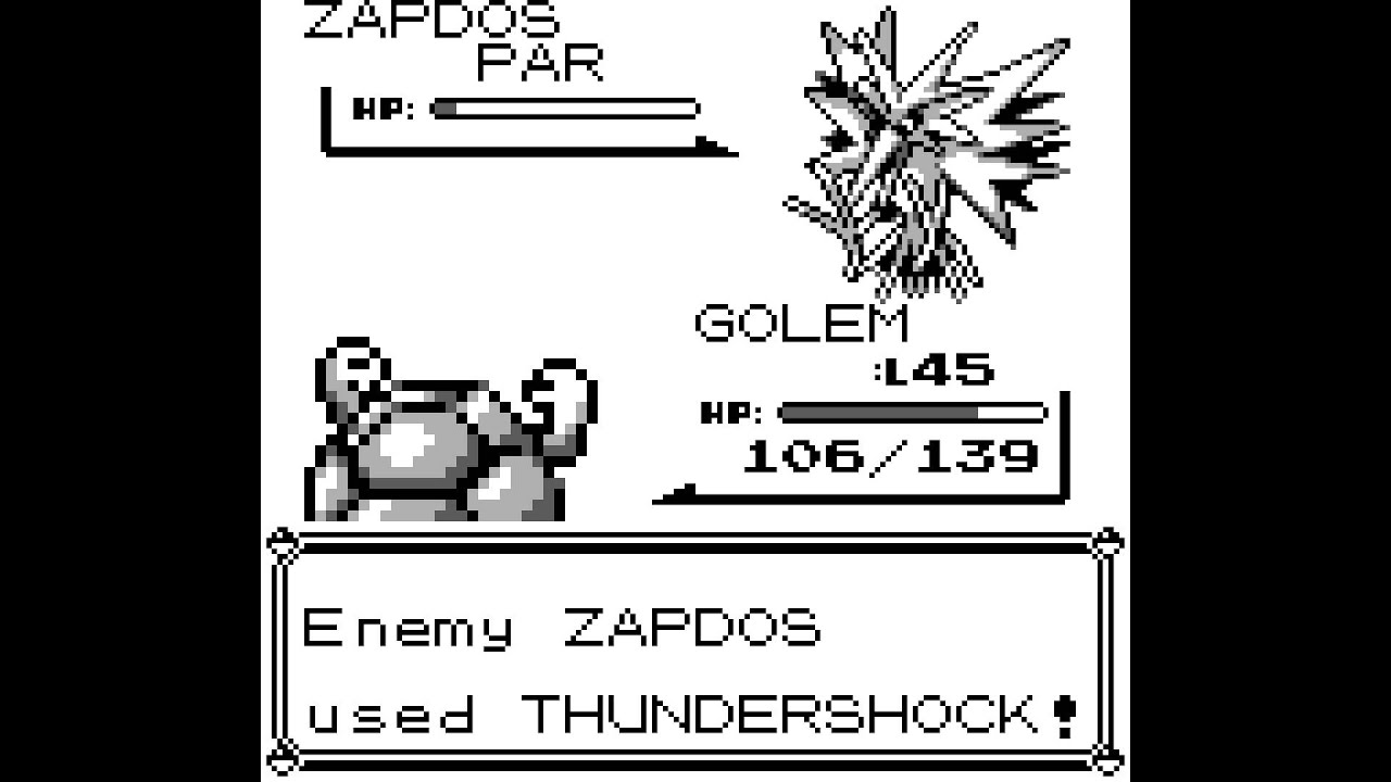 how to get zapdos in pokemon red