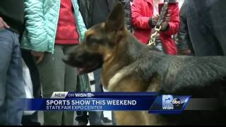 Weekend Pick: Top dog 'Rumor' at Sports Show