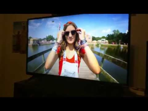 "VIZIO D40u-D1 D-Series 40"" Class Ultra HD Full-Array LED Smart TV Unboxing"